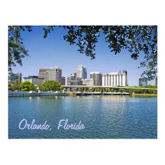 Schönes Orlando, Florida Postkarte