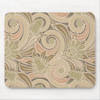 Schönes Paisley-Muster Mauspad