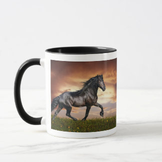 Schönes Pferd Tasse