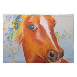 Schönes Pferd Tischset