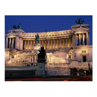 Schönes Rom, Italien Postkarte