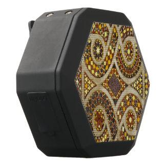 Schönes Romanesque-Mosaik Schwarze Bluetooth Lautsprecher