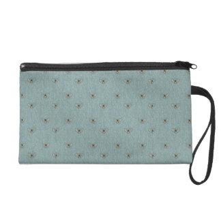 Schönes schickes von Hand gezeichnetes Wristlet Handtasche