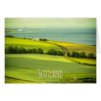 Schönes Schottland, Grußkarte