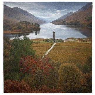 Schönes Schottland Serviette