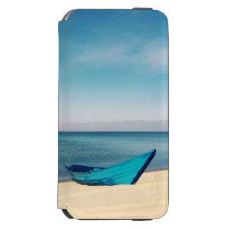 Schönes Strand-Türkis-Wasser Incipio Watson™ iPhone 6 Geldbörsen Hülle