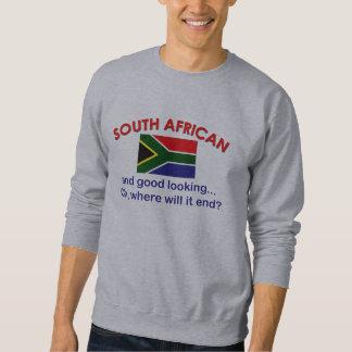 Schönes südafrikanisches sweatshirt