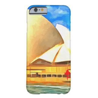 Schönes Sydney-Opernhaus Barely There iPhone 6 Hülle