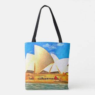 Schönes Sydney-Opernhaus Tasche
