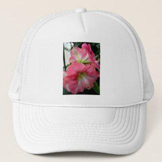 Schönheit der Amaryllis-Blume Truckerkappe