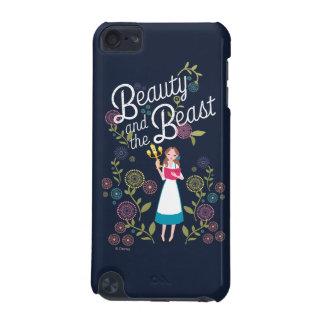 Schönheit der Schönheits-| und das Tier iPod Touch 5G Hülle