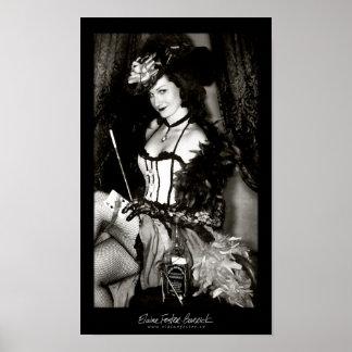 Schönheit - Druck Poster