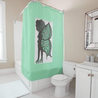 Schönheit Duschvorhang