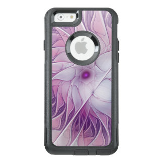 Schönheit einer Blume, abstrakte Fraktal-Kunst OtterBox iPhone 6/6s Hülle