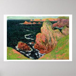 Schönheit Ile Claude Monets | Poster