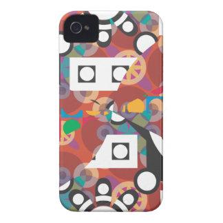 Schönheit in verrücktem Case-Mate iPhone 4 hüllen