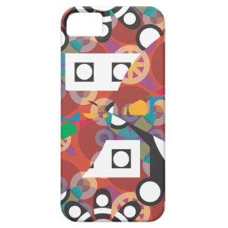 Schönheit in verrücktem iPhone 5 case