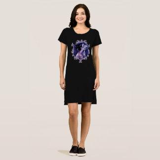 Schönheit innen - goth makaberes Kleid