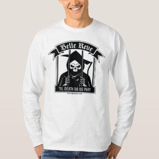 Schönheit Reve Sensenmann-Grafik der T-Shirt