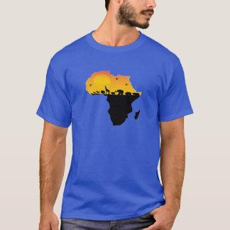 SCHÖNHEIT VON AFRIKA T-Shirt