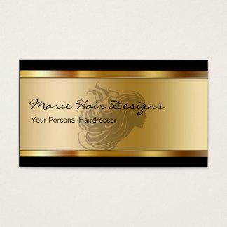 Schönheits-Friseur-Visitenkarten Visitenkarten