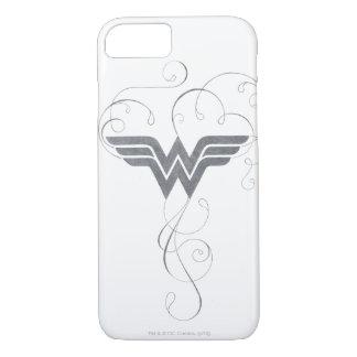 Schönheits-Glücks-Logo der Wunder-Frauen-| iPhone 8/7 Hülle