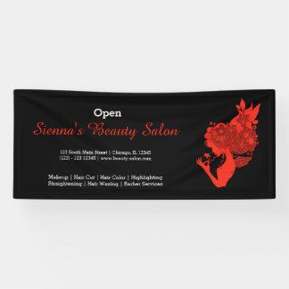 Schönheits-Salon (Firebrick) * wählen Sie Banner