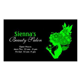 Schönheits-Salon (Limon) Visitenkarten