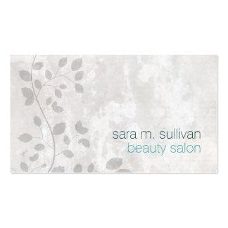 Schönheits-Salon-mutige einfache Visitenkarte