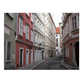 Schönlaterngasse, Wien Postkarte