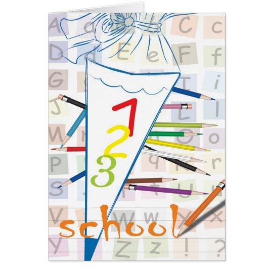 School Karte