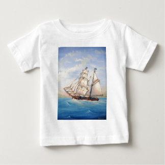 Schooner Baby T-shirt