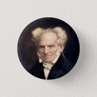 schopenhauer runder button 3,2 cm