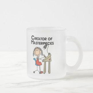 Schöpfer der Meisterwerk-T-Shirts und der Geschenk Kaffee Haferl