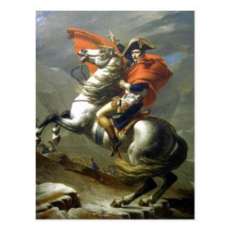 Schöpfer: Jacques-Louis David Napoleon? Postkarte