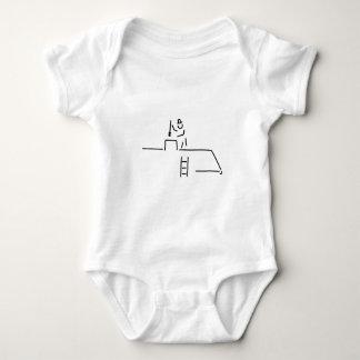 schornsteinfeger kaminfeger baby strampler