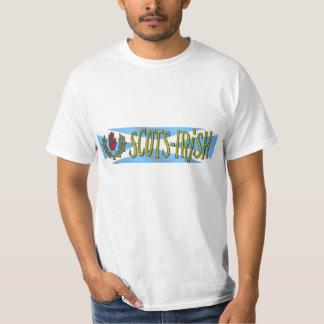 Schotte-Irisches T-Stück T-Shirt
