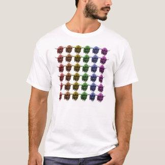 Schottische Hochland-Kuh T-Shirt