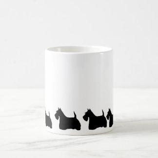 Schottische Kaffeetasse