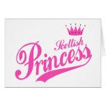 Schottische Prinzessin Karte