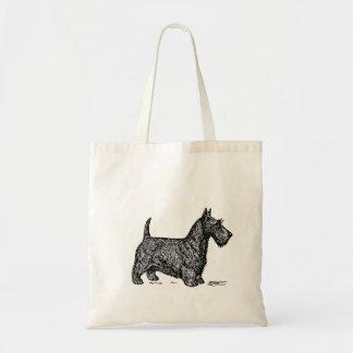 Schottische Terrier-Taschen-Tasche Tragetasche