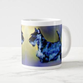 Schottische Terrier-Tasse Jumbo-Tasse