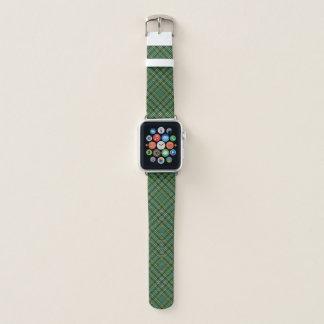Schottischer Art-Clan Currie Tartan kariert Apple Watch Armband