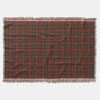Schottischer Clan Boyd Tartan Decke