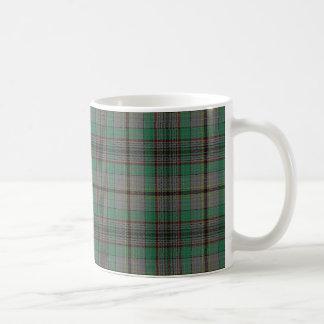 Schottischer Clan-CraigTartan Kaffeetasse