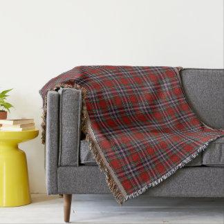Schottischer Clan MacFarlane Tartan Decke