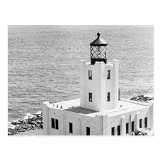 Schottischer Kappen-Leuchtturm Postkarte
