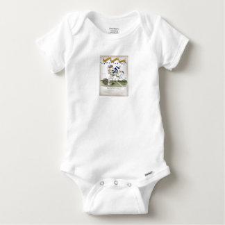 schottischer links Flügelfußballspieler Baby Strampler
