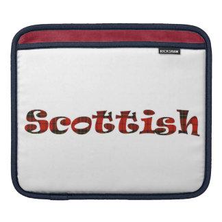 Schottischer Stolz Sleeves Für iPads