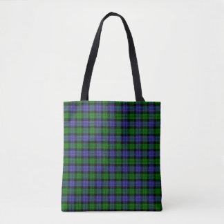 Schottischer Tartan Tasche